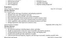 Templates Cnc Operator Sample Job Description Enchanting Machinist ...