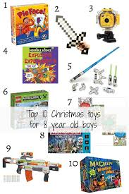 Top 10 Christmas toys for 8 year old boys 2015 Toys For Year Old Boys - Mummy and Monkeys