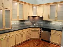 Tile Countertops Natural Maple Kitchen Cabinets Lighting Flooring Sink  Faucet Island Backsplash Mirror Marble Oak Wood