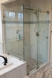 serenity sliding shower door slider notch tub frameless shower sliding frameless shower doors