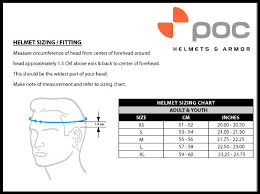 Snowboard Helmet Size Chart Facebook Lay Chart