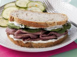 roast beef sandwich recipe. Unique Roast Roast Beef Sandwich With Horseradish Aioli With Recipe