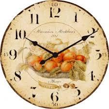 <b>Настенные часы</b> Природа (цветы, фрукты, животные) купить