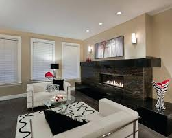 modern fireplace designs with tile contemporary design pictures remodel decor and ideas page best images on corner granite basement