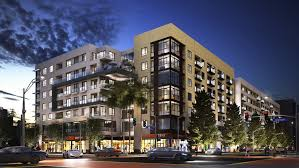 modern urban residential architecture. Plain Architecture Hanover Mixed Use Project In Downtown LA And Modern Urban Residential Architecture F