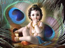 Image result for baby krishna butter