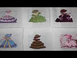 fun free quilt patterns sunbonnet sue quilt photos - YouTube & fun free quilt patterns sunbonnet sue quilt photos Adamdwight.com