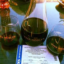 Vina Robles Seating Chart Vina Robles Stage From Front Seats Picture Of Vina Robles