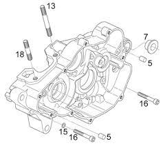 ia rs engine parts bottom end