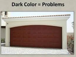 dark garage doors dark houses with dark brown garage doors