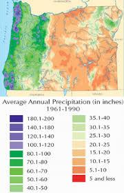Climate Of Oregon Wikipedia
