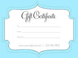 Make Certificates Online Make A Printable Gift Certificate Online Free Download Them Or Print
