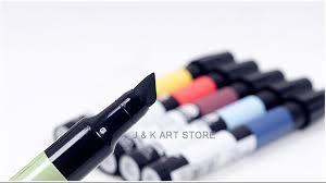 Chartpak Ad Oily Marker Pen For The Botanical Garden