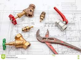 Plan Plumber And Wrench Stock Photo Image Of Cutter 75091688