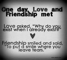 Love And Friendship Quotes Impressive Love And Friendship Quotes And Sayings