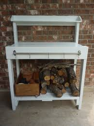 Potting Bench Ana White Simple White Potting Bench Diy Projects