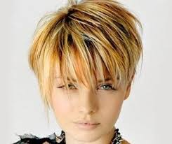 Style De Coiffure Pour Cheveux Courts Femme Tendances Et