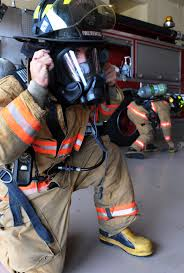 firefighter essay photo essay shaw firefighters fight flames new gear shaw air force base u s air force