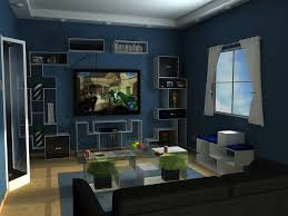 blue living room furniture ideas. Navy Blue Living Room Furniture Ideas Couch Accent Wall Walls Dark Category With Post