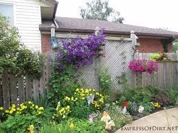 fence garden ideas. 25 creative ideas for garden fences living art fence r