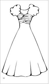Small Picture Coloring Pages Dresses Dress For Girls Free Adults To Print