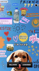 Wallpapers for VSCO Girls : Amazon.de ...
