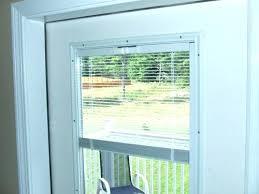 back door blinds door with blinds inside french door blinds between glass back door blinds ideas