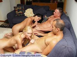 Foursome swinger picture gallery