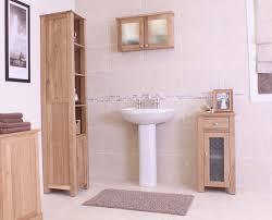 Light Oak Bathroom Furniture Modern Light Oak Bathroom Furniture Solid Oak Furniture At