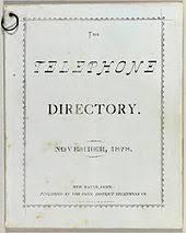 Telephone Directory Wikipedia