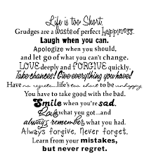 Life's Too Short Quotes Best Life Is Too Short Quotes Nifty DIYs