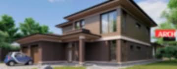 casas de estilo por arch innovation group