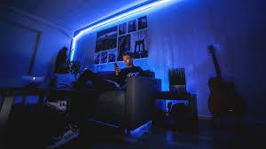 Neon Lights For Bedroom Sick Neon Light Room Day In The Life Of Hazardous