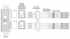 glow plug wiring diagram glow image wiring diagram glow plug circuit error code gpr ford truck enthusiasts forums on glow plug wiring diagram 7 3