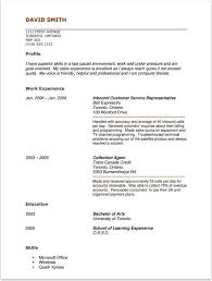 How To Make A Resume For Job With No Experience Resumes Examples