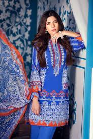 Lelan Suit Design 2018 Beautiful Stitching Styles 2019 Of Pakistani Dresses