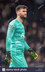 Hugo Lloris Tottenham Hotspur Fc Stockfotos und -bilder Kaufen - Alamy