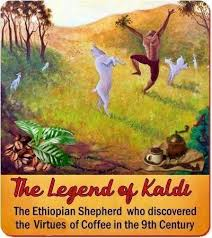 Subsequently the goat chewed on the red berries and let out an exuberant baaaaaaahhh! Coffee Born And Grown In Africa