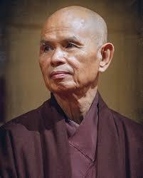 Risultato immagini per Thich Nhat Hanh