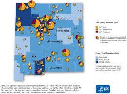 New Mexico Ems Fact Sheet Data Statistics Dhdsp Cdc