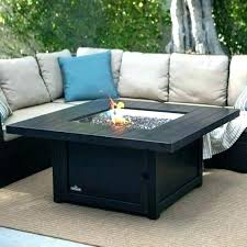 propane outdoor fire pit kit patio pits a62