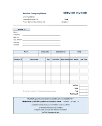 Pay Invoice Template 50 Simple Service Invoice Templates Ms Word Template Archive