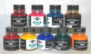 Diamine Inks Fountain Pen Inks
