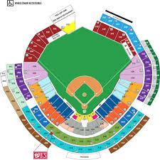 Nationals Baseball Seating Chart Nationals Park Baseball Park Maplets
