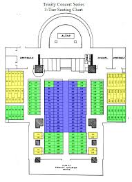 Seating Chart Trinityconcerts