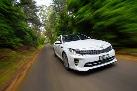 2018 kia optima gt. interesting kia but itu0027s the gtu0027s 20litre turbo with 180kw that will really appeal to  drivers who want a bit of fun behind wheel it also has sharper styling and  intended 2018 kia optima gt