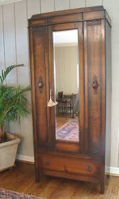 armoire furniture antique. Antique English Wardrobe Armoiremirrorhandsome Oak For Sale Armoire With Mirror Furniture G