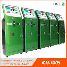 Movie Vending Machine Inspiration Movie Ticket Vending Machine With Touch Screen With Printer Buy