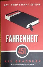 fahrenheit 451 cover art matchbox