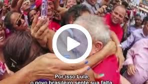Resultado de imagem para CARTA DO POVO BRASILEIRO A LULA